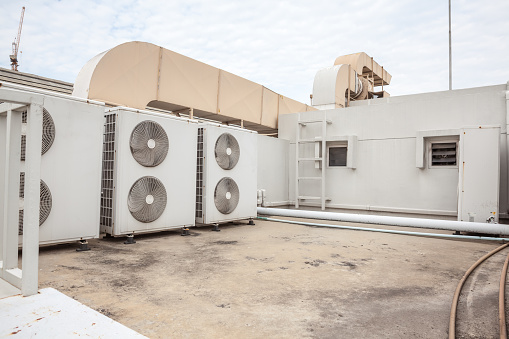 Camden Commercial HVAC Maintenance