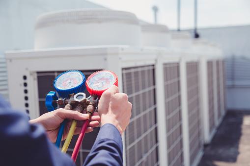 Washington Township Commercial HVAC Maintenance