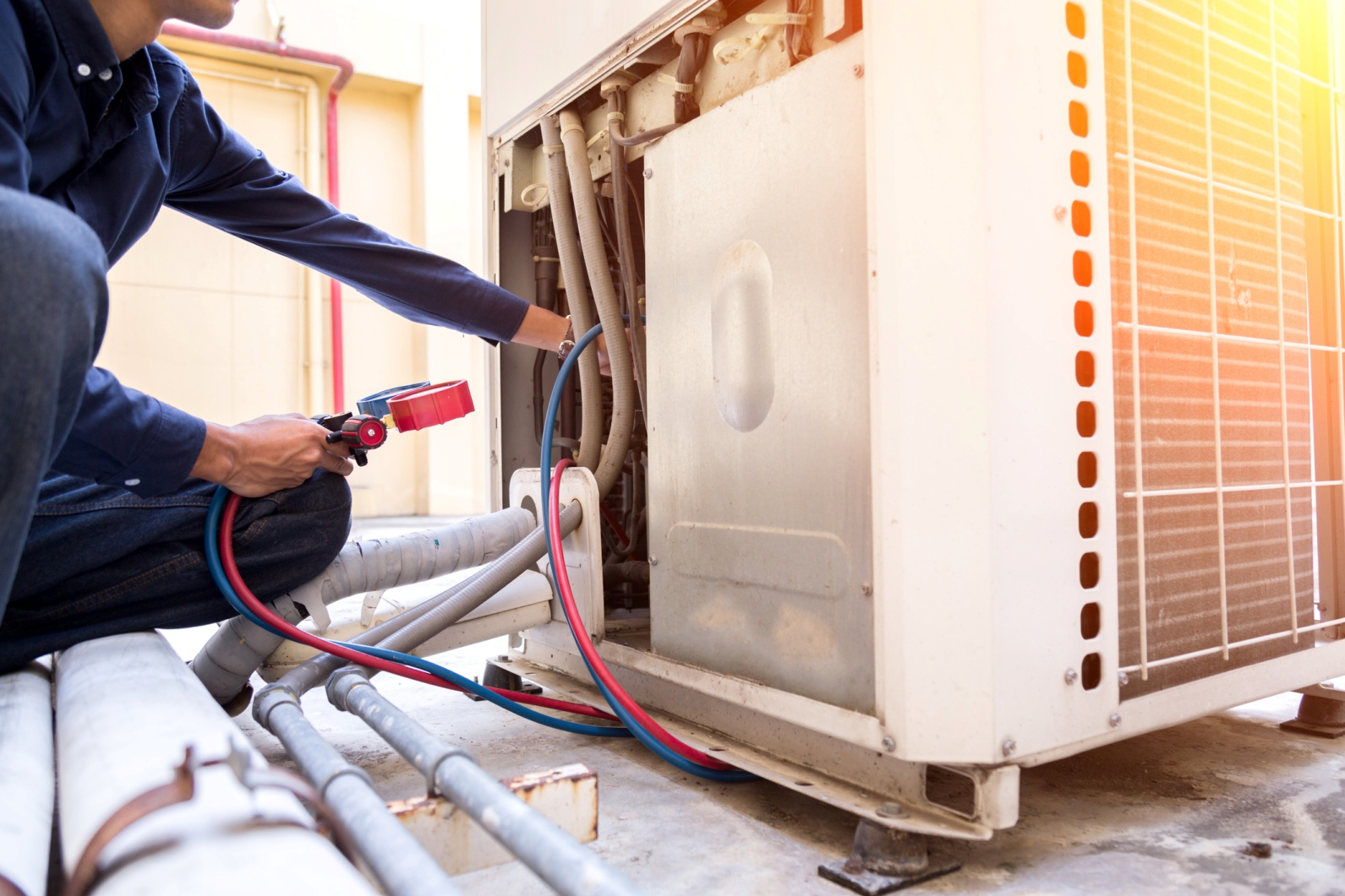 Sewell Commercial HVAC Maintenance